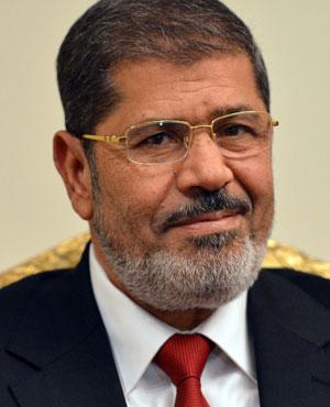 Mohammed Morsi (Filer: AFP)