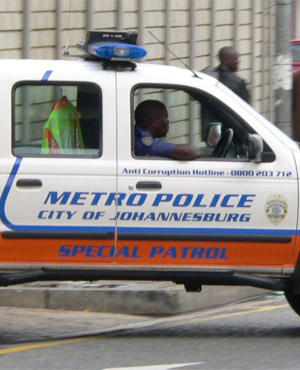 Johannesburg Metro Police (File, Supplied)
