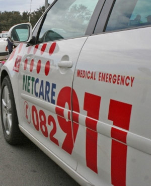 Netcare 911 (Picture: Supplied)