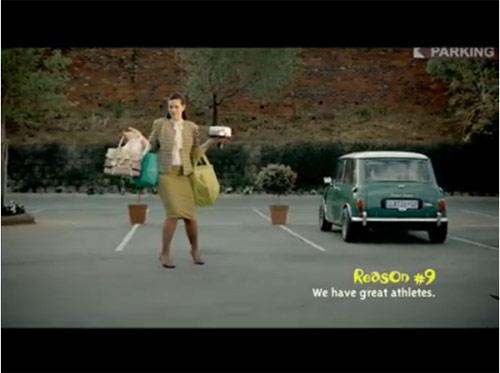 nandos car guard ad