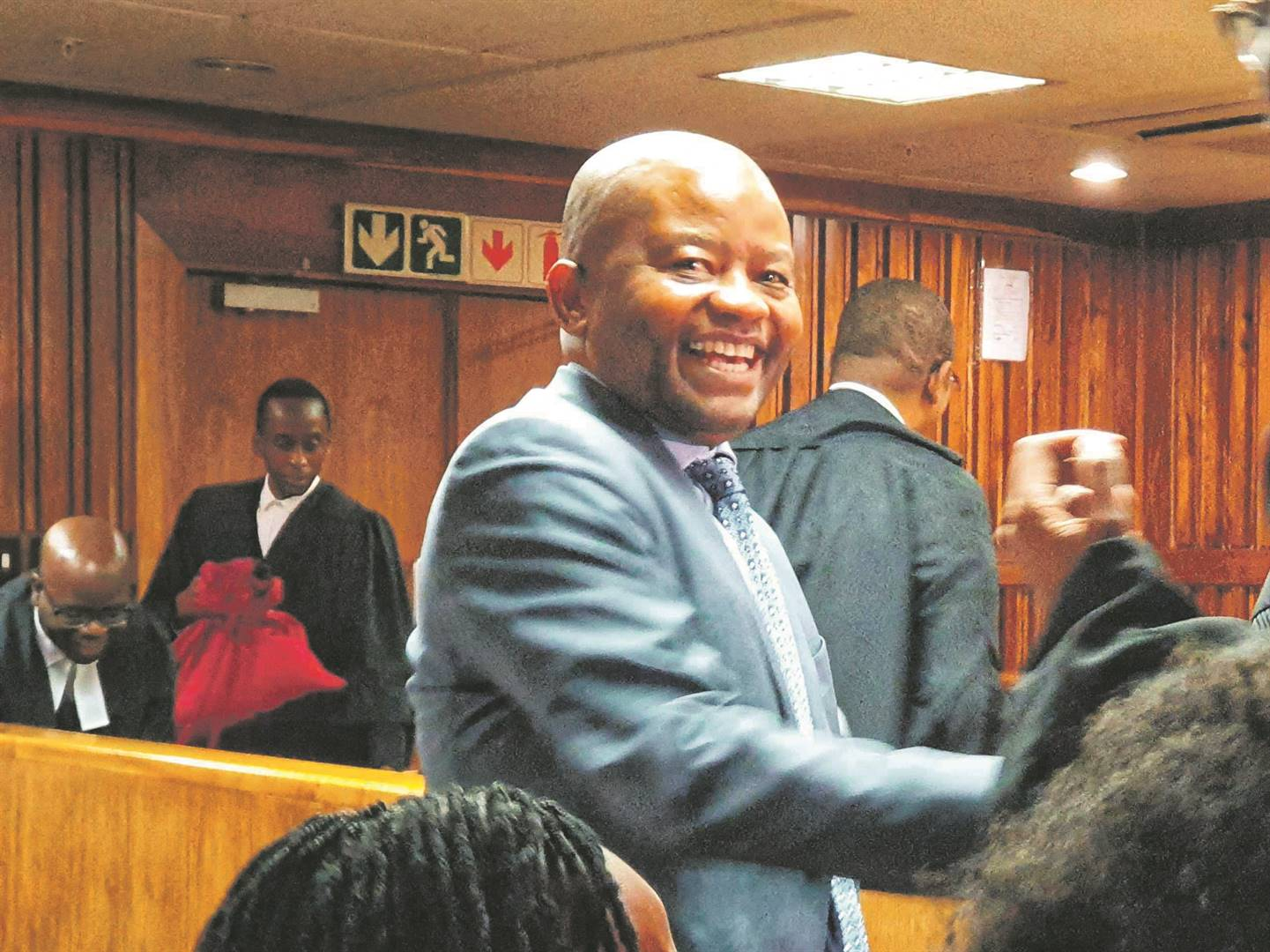 Why was Moyo made to account but Manuel wasn't? | City Press