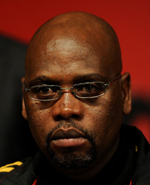 Cosatu president Sidumo Dlamini (Werner Beukes, Sapa)