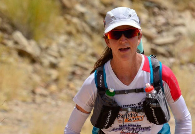 South African ultra trail runner sets two records in 2015