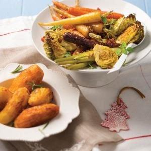 recipe, vegetables, roast,side dishes