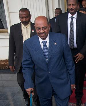 Sudan President Omar al-Bashir. (AP)