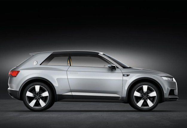 2012 Audi Crosslane Coupe Concept Wheels24