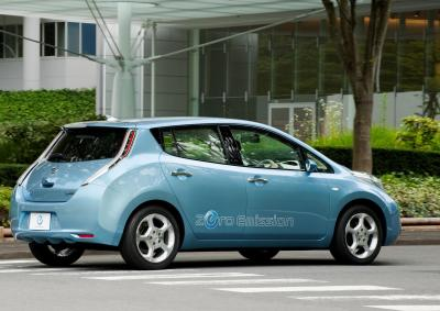 Nissan's Leaf will become the world's first volume electric drive vehicle when it goes on sale next year. Just how far can you drive one though?