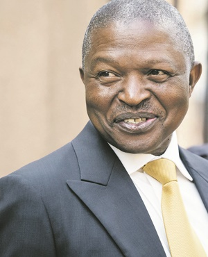David Mabuza. (City Press, file)