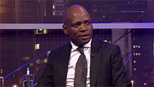 WATCH: When you keep reporting on crime, you encourage crime - Hlaudi Motsoeneng