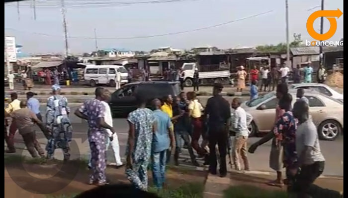 beating of lastma official in lagos