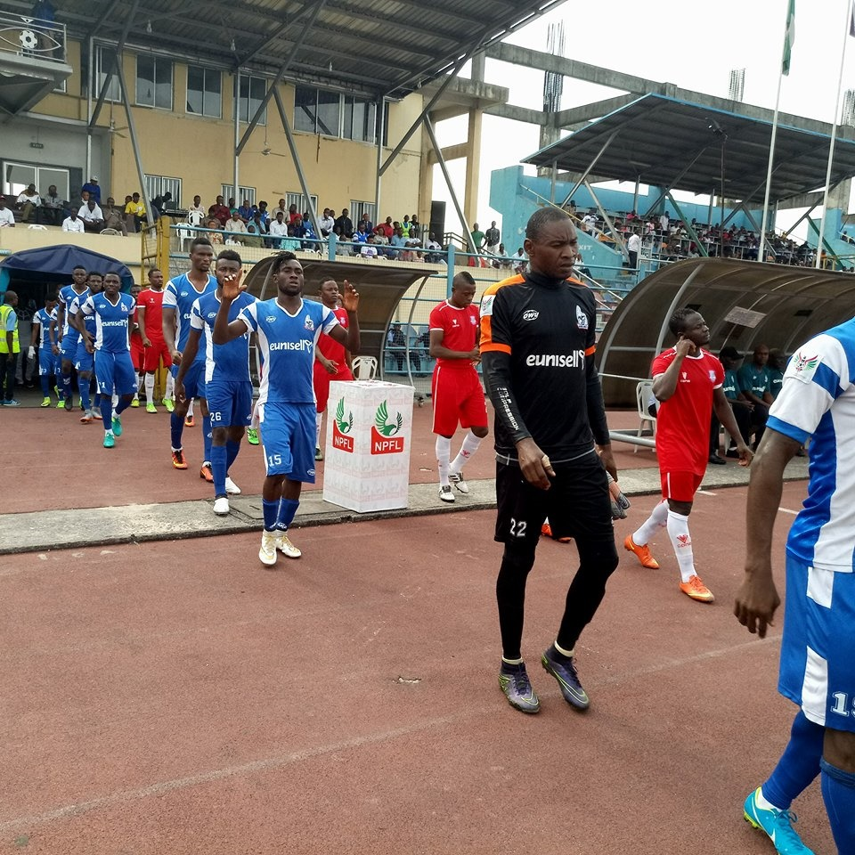 Rivers United-Niger Tornadoes