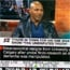 Mike Tyson goes crazy on live TV