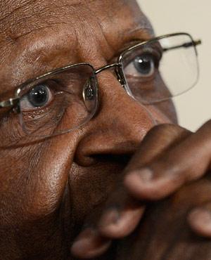Desmond Tutu (Picture: AFP)