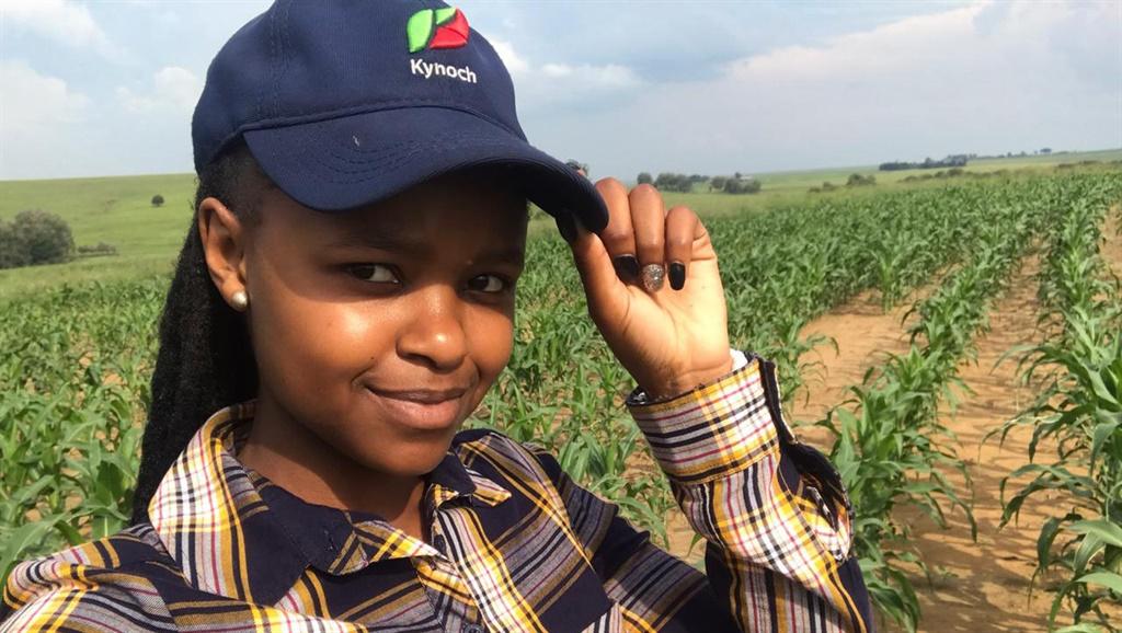farmer, Njabulo Mbokane