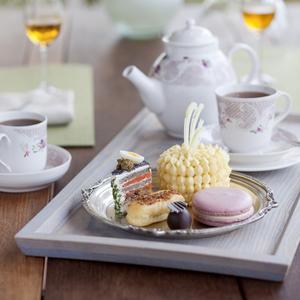 Winelands Tea at Pierneef a La Motte