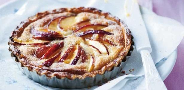 recipe, tart, nectarines, sweet, fruit, treat,dess