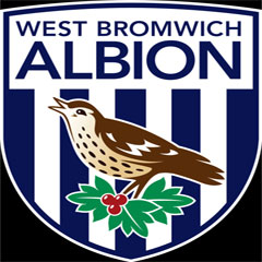 West Brom logo (File)