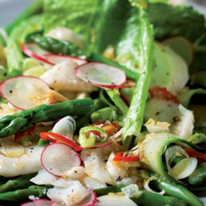 Thai fish salad recipe