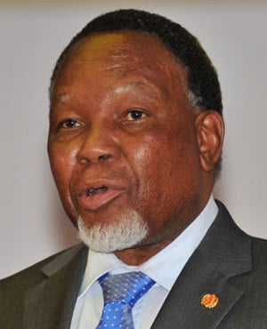 Deputy President Kgalema Motlanthe. (GCIS)