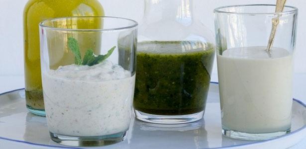 recipes, dressing, herbs