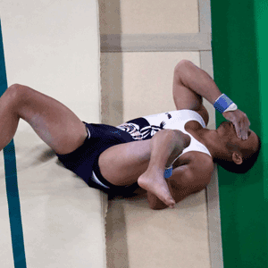 WATCH: 3 worst injuries of 2016 Olympics thus far | Health24
