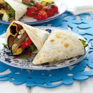 recipe, tortillas, roast, vegetables,vegetarian