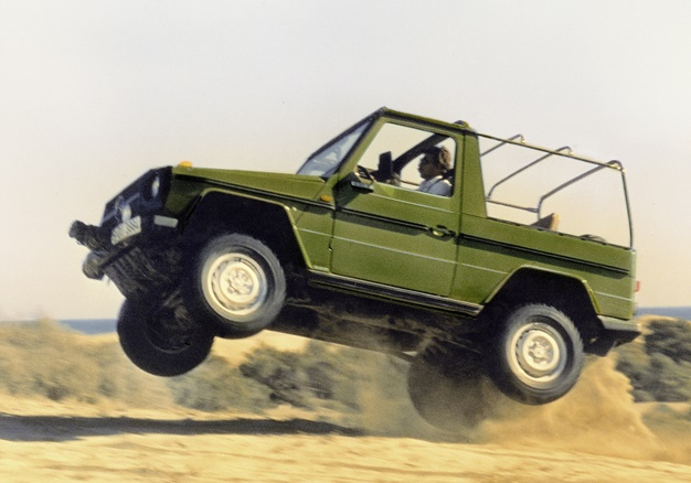 New Mercedes G-Class: History of the G-Wagon | Wheels24