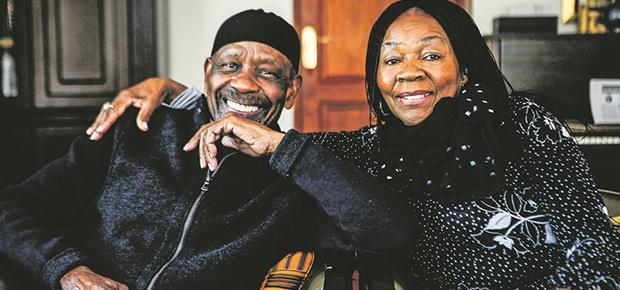 Letta and Caiphus Semenya