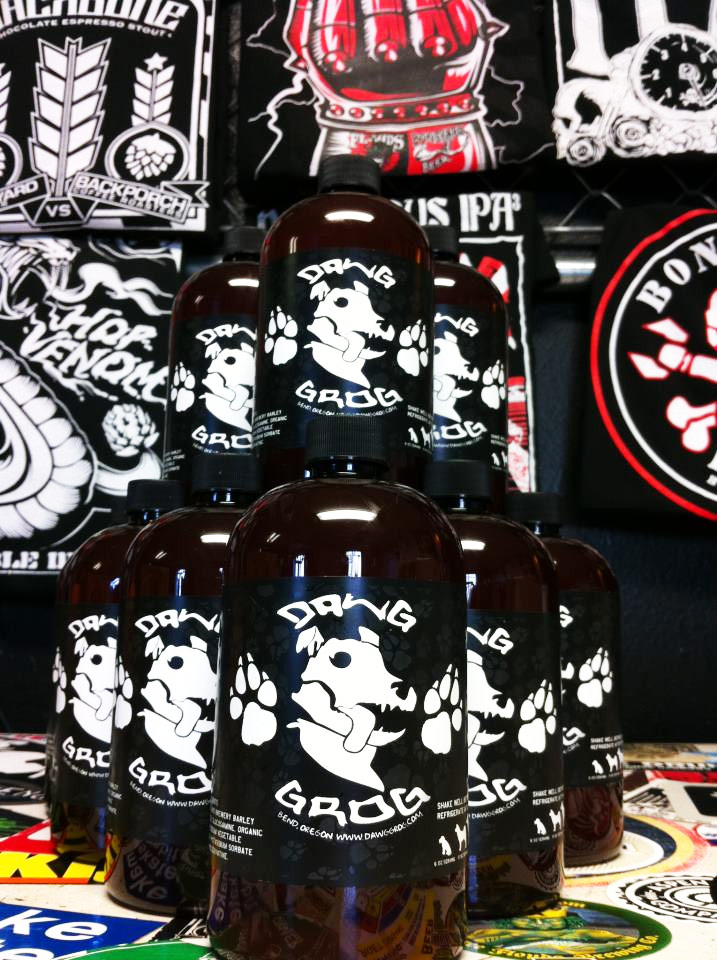 dawg grog beer for your dog