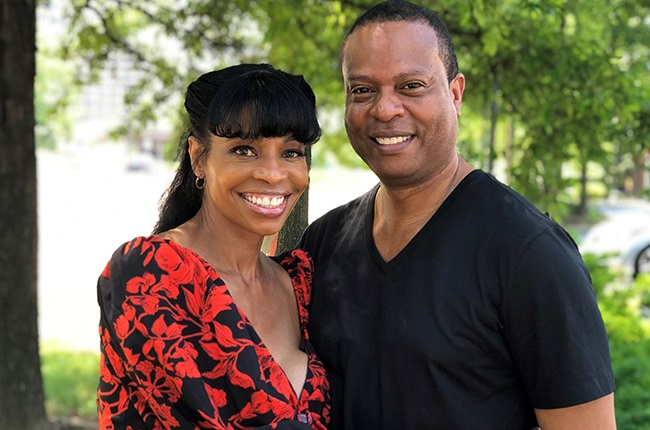 Desiry Hall and Rodney Foster star in Marrying Millions season 2.