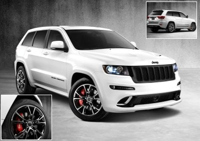 Special Edition Srt8 In Sa Wheels24