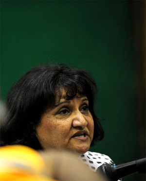 Jessie Duarte (File, supplied)