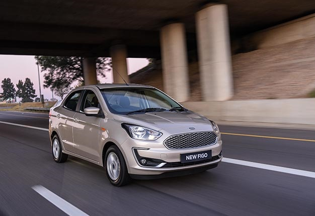 Review A Surprising Package Why The New Ford Figo Is Great For