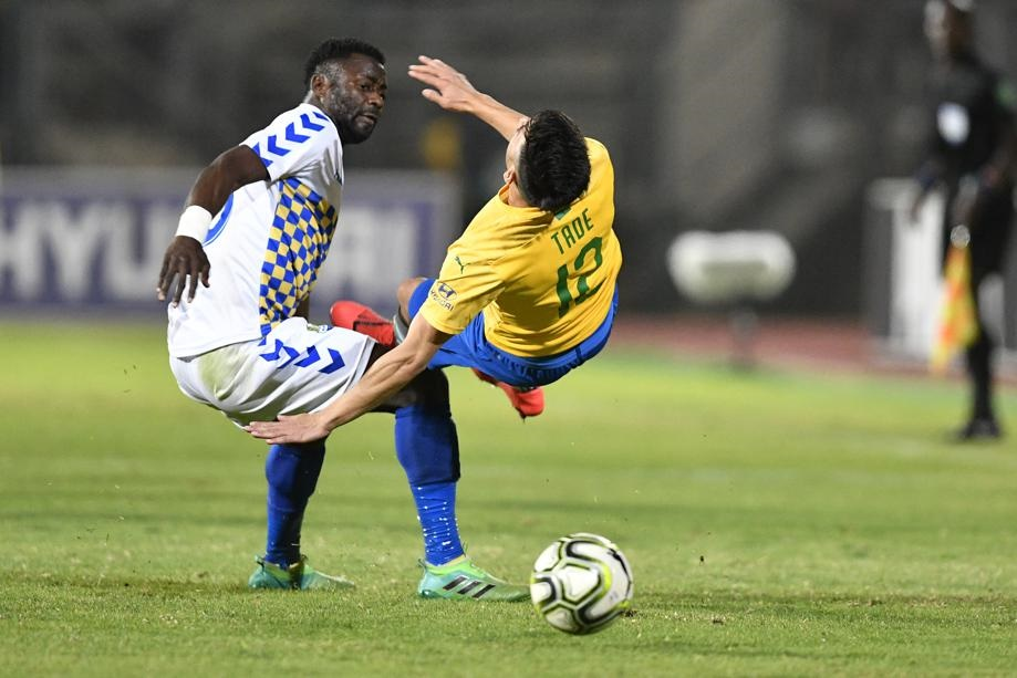 Brazilians stroll past Congolese in Caf tie   City Press