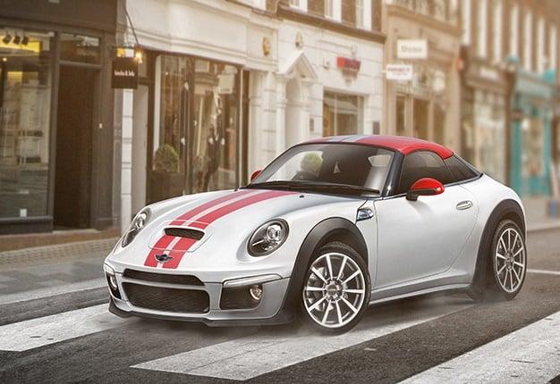 Porsche Mini