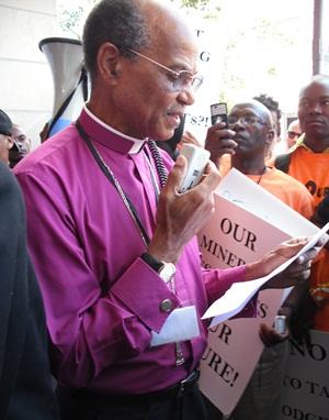 Bishop Joseph Seoka