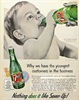 Drink up your 7UP