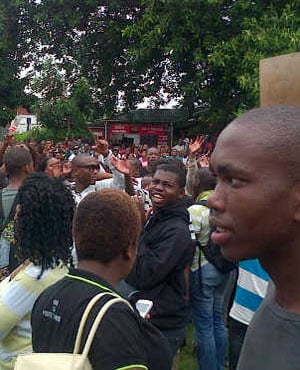DUT protest (Picture: Supplied)
