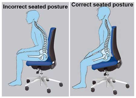 How To Sit For A Healthy Back Health24