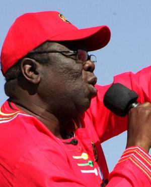Morgan Tsvangirai (File: AFP)