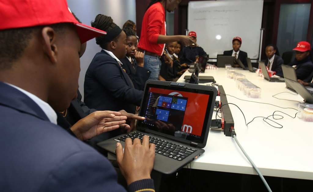 We need to prepare young people to prosper in a digitally enabled future. Picture: Supplied