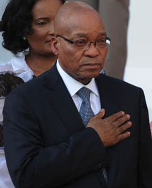 Jacob Zuma (Picture: GCIS)