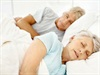 Snoring: blame your parents