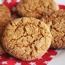 easy ginger biscuits food24