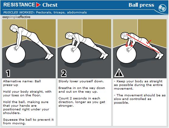 ball press