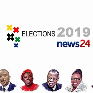 Voting results south africa 2019 latest