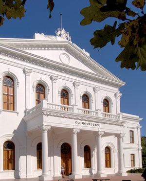 Stellenbosch University. (Photo: Stellenbosch University)