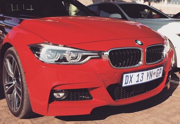 Chłodny 5 things you need to know about the new BMW 3 Series | Wheels24 KA64