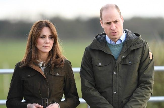 Kate Middleton and Prince William. (PHOTO: GALLO I
