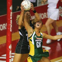 Netball (Gallo Images)